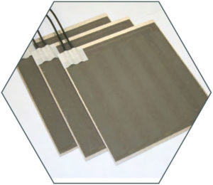 Thick Film Mica-Based Heater