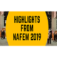 Highlights from Nafem